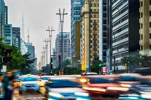 Avenida Paulista「Paulista Avenue」:スマホ壁紙(14)