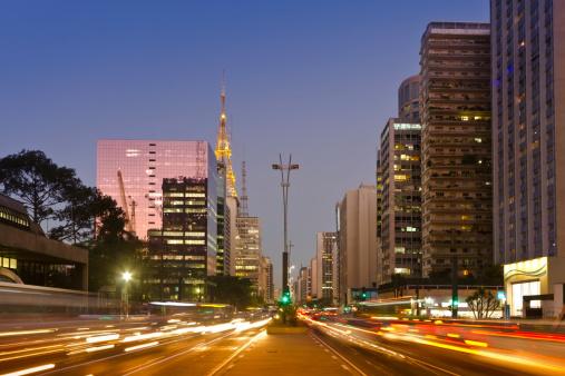 Avenida Paulista「Paulista Avenue」:スマホ壁紙(15)