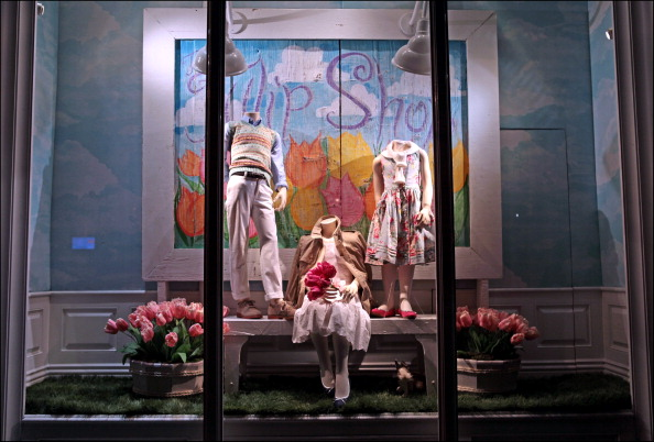 Store Window「Ralph Lauren On Madison Avenue」:写真・画像(8)[壁紙.com]
