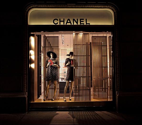 Store Window「Chanel On Madison Avenue」:写真・画像(19)[壁紙.com]