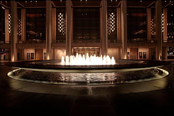 Lincoln Center「Revson Fountain & David H. Koch Theater At Lincoln Center」:写真・画像(18)[壁紙.com]