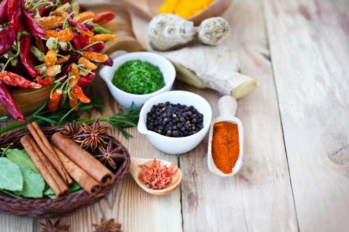 Bay Leaf「Spices」:スマホ壁紙(4)