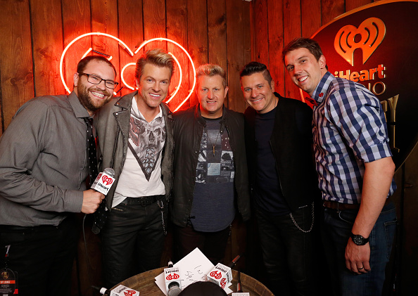Gulf Coast States「2015 iHeartRadio Country Festival - Backstage」:写真・画像(4)[壁紙.com]