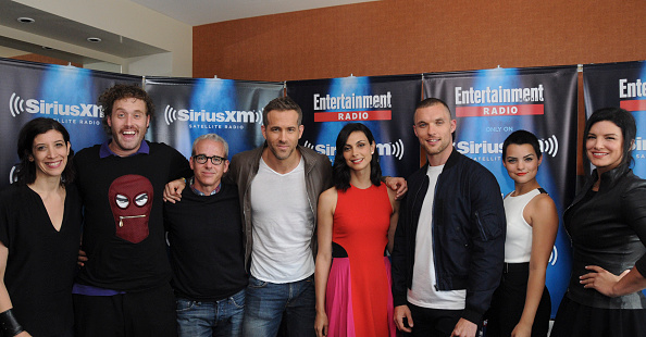 Gina Carano「SiriusXM's Entertainment Weekly Radio Channel Broadcasts From Comic-Con 2015」:写真・画像(9)[壁紙.com]