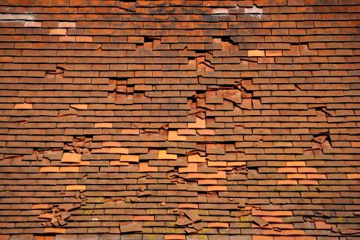 Leaking「Broken tiles」:スマホ壁紙(19)