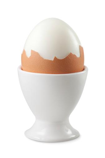 ゆで卵立て「ゆで卵に、ゆで卵立て」:スマホ壁紙(3)