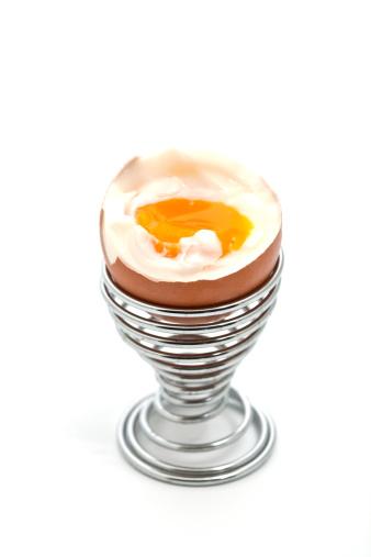 ゆで卵立て「ゆで卵」:スマホ壁紙(16)