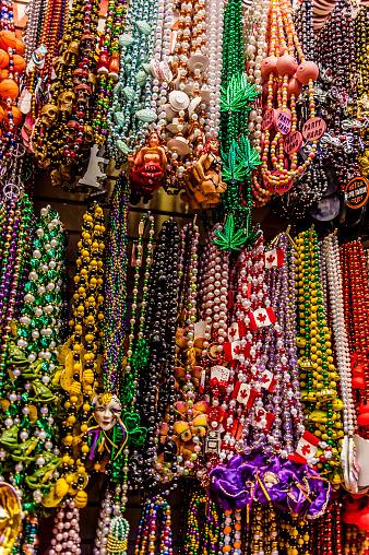 Gift Shop「Colorful Multithemed Mardi Gras Necklaces」:スマホ壁紙(9)