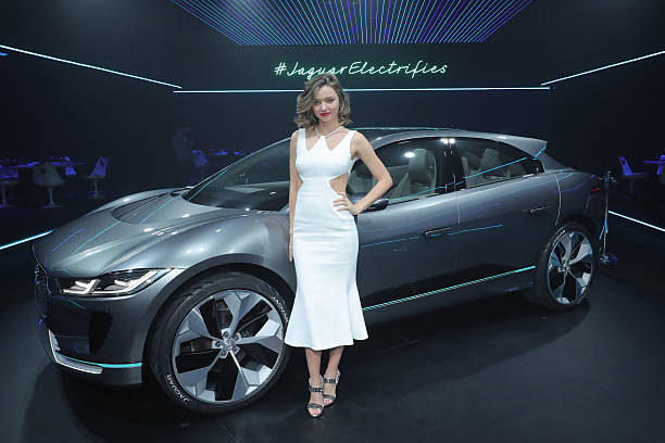 Jaguar Electrifies With I-Pace Concept Car:ニュース(壁紙.com)