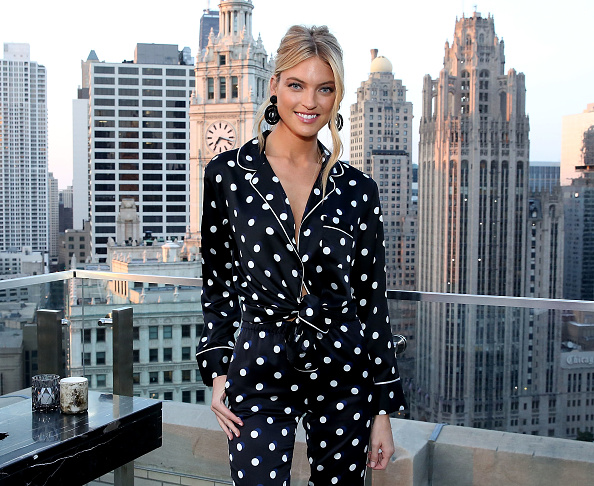 Healthy Lifestyle「Supermodel Martha Hunt And Chicago Bra Fit Experts Celebrate The All New Sexy Illusions Collection」:写真・画像(9)[壁紙.com]