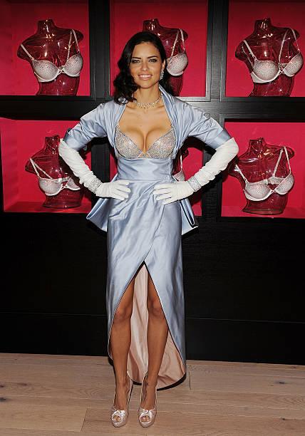 Adriana Lima Launches Victoria's Secret Bombshell Fantasy Bra:ニュース(壁紙.com)