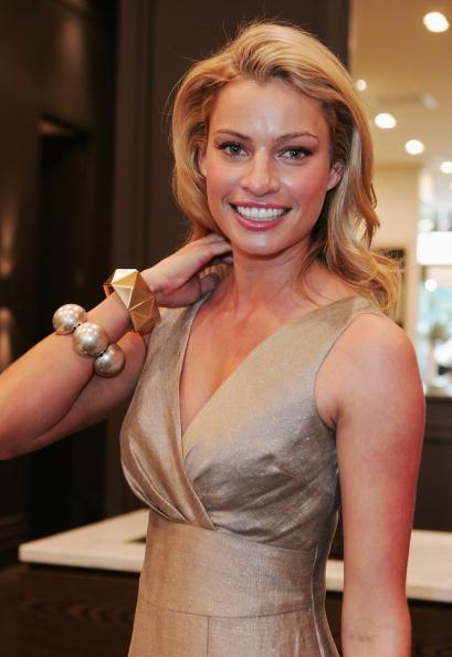 Kristy Hinze「Supermodel Kristy Hinze Attends Sportscraft Fashion Launch」:写真・画像(8)[壁紙.com]
