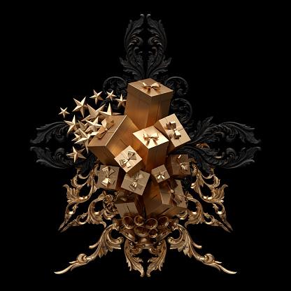 Bell「Gold Gifts」:スマホ壁紙(7)