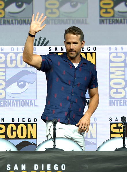 "Comic con「Comic-Con International 2018 - ""Deadpool 2"" Panel」:写真・画像(8)[壁紙.com]"