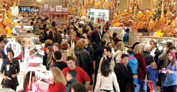 Christmas Shopping Season Kicks Off In New York City:ニュース(壁紙.com)