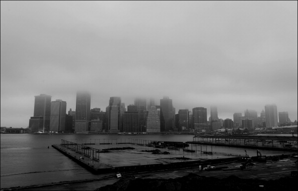 Overcast「Lower Manhattan From Brooklyn」:写真・画像(18)[壁紙.com]
