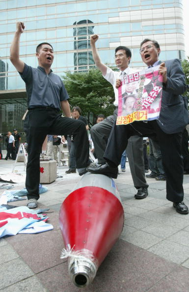 Efficiency「World Reacts To North Korea Missile Launch」:写真・画像(19)[壁紙.com]