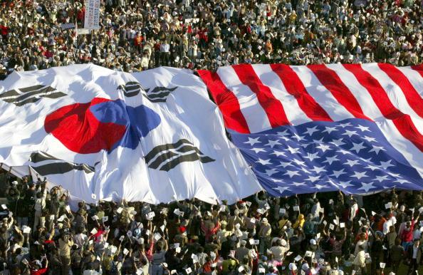 アメリカ合衆国「Protestors Hold Anti_North Korea Rally In Seoul」:写真・画像(17)[壁紙.com]