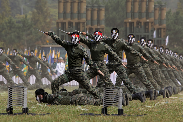 South Korea「69th South Korea Armed Forces Day Ceremony Media Day」:写真・画像(17)[壁紙.com]