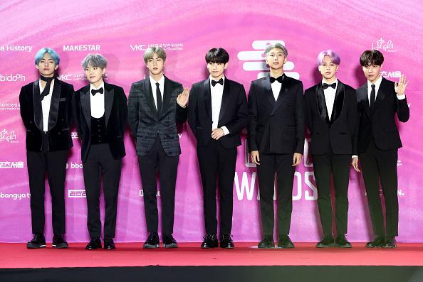 防弾少年団「Seoul Music Awards」:写真・画像(14)[壁紙.com]