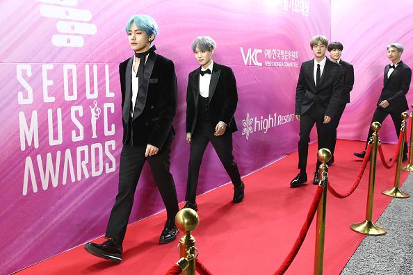 防弾少年団「Seoul Music Awards」:写真・画像(13)[壁紙.com]