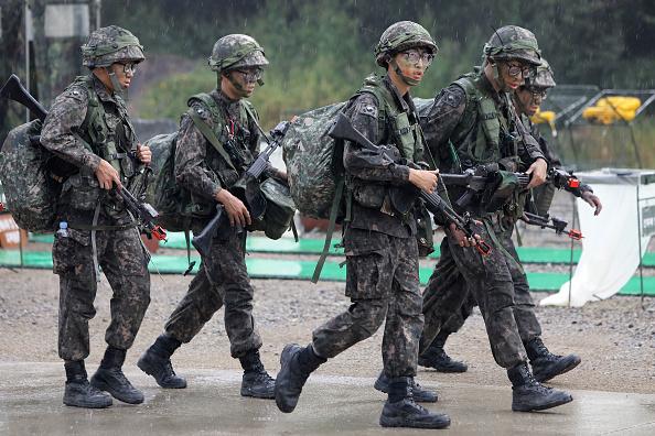 韓国「U.S. Army Conducts Warrior Strike Exercise」:写真・画像(19)[壁紙.com]