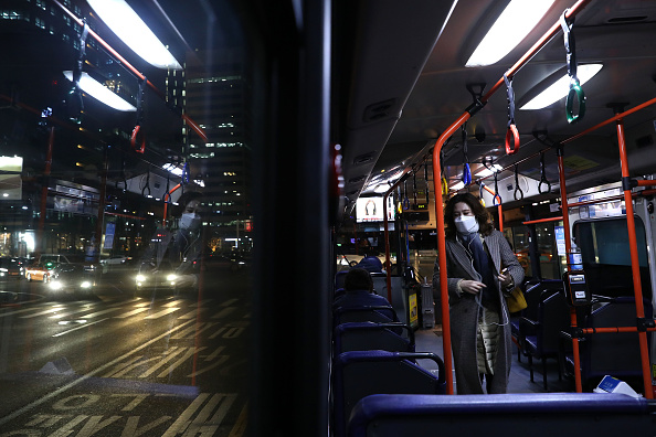 Mode of Transport「Concern In South Korea As The Coronavirus Spreads」:写真・画像(11)[壁紙.com]