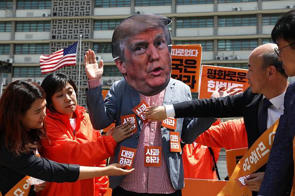 Chung Sung-Jun「S. Korea Reacts To U.S. Cancelling Summit With N. Korea」:写真・画像(11)[壁紙.com]