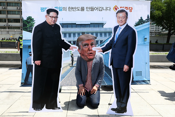 South Korea「S. Korea Reacts To U.S. Cancelling Summit With N. Korea」:写真・画像(19)[壁紙.com]