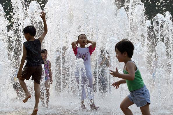 Fountain「South Korea Set For Soaring Temperatures」:写真・画像(18)[壁紙.com]