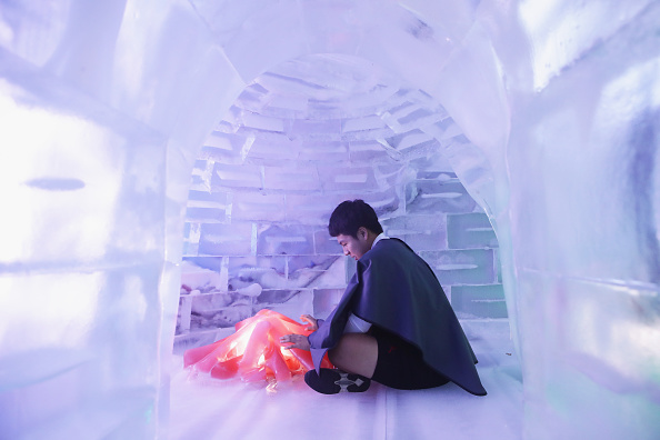Art「South Koreans Enjoy Icy Art In Heat」:写真・画像(16)[壁紙.com]
