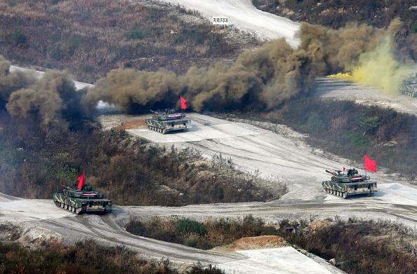 Threats「North Korea's Announcement Of Nuclear Test」:写真・画像(7)[壁紙.com]