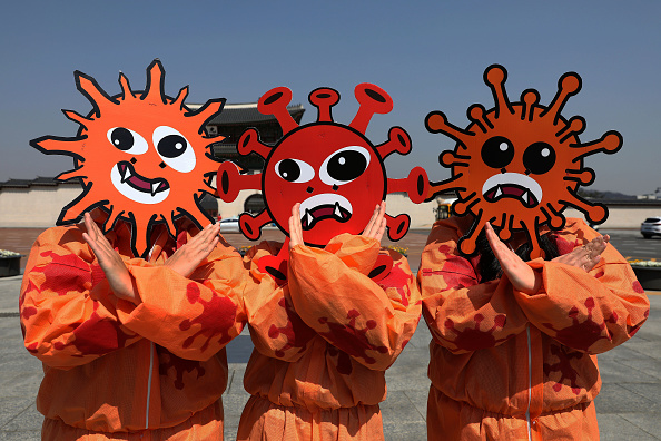 Prevention「South Korea Battles Against The Coronavirus Outbreak」:写真・画像(0)[壁紙.com]