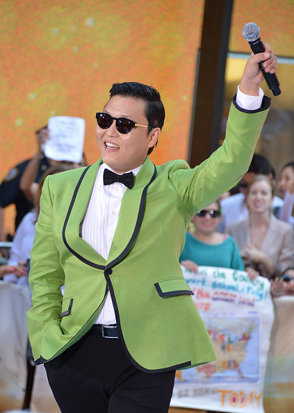 "North America「Psy Performs On NBC's ""Today""」:写真・画像(11)[壁紙.com]"