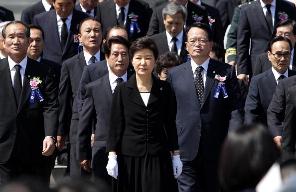 Chung Sung-Jun「South Korean Commemorate 59th Memorial Day」:写真・画像(0)[壁紙.com]