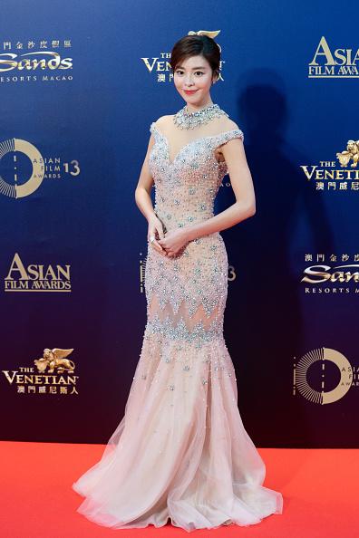 Nude Colored Dress「The 13th Asian Film Awards」:写真・画像(16)[壁紙.com]