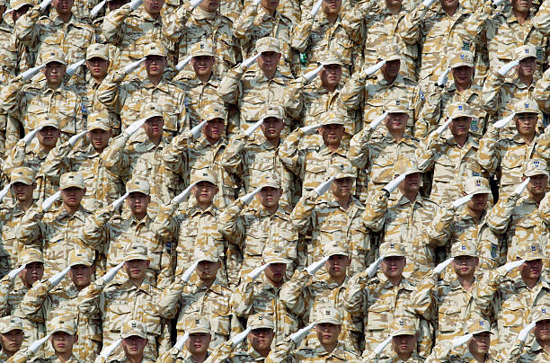 South Korean Soldiers Prepare To Leave For Iraq:ニュース(壁紙.com)