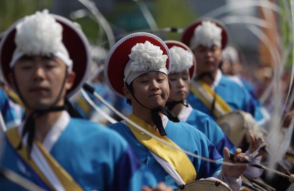 文化「Sungnyemun Gate Restoration Completion Ceremony」:写真・画像(10)[壁紙.com]