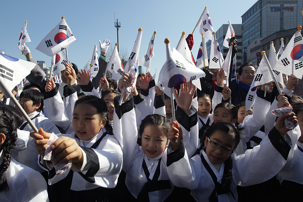 Seoul「South Korea Celebrates 97th Anniversary Of Independence Movement Day」:写真・画像(4)[壁紙.com]