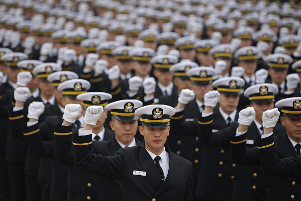 South Korea「South Korean Military Officers Attend Commissioning Ceremony」:写真・画像(9)[壁紙.com]