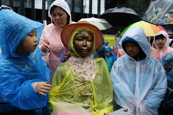 Seoul「South Korea Marks 72nd Anniversary Of Liberation From Imperial Japan」:写真・画像(3)[壁紙.com]