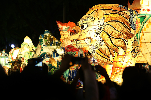 South Korea「Lantern Festival Celebrates Buddha's Birthday」:写真・画像(8)[壁紙.com]