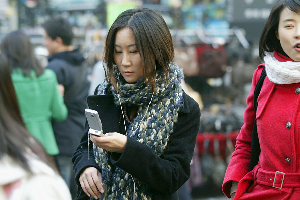 Text「S. Korean Youth's Conversation Behaviour Patterns Changed By Mobile Phones」:写真・画像(3)[壁紙.com]