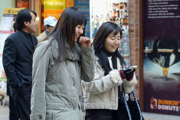 Teenager「S. Korean Youth's Conversation Behaviour Patterns Changed By Mobile Phones」:写真・画像(0)[壁紙.com]