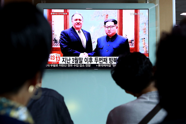 Korean Ethnicity「People React To U.S. State Secretary Pompeo's North Korea Visit」:写真・画像(13)[壁紙.com]