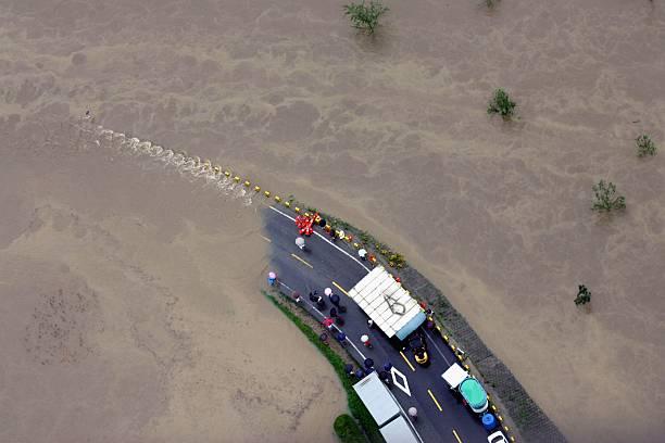 Torrential Rain And Floods Hit South Korea:ニュース(壁紙.com)