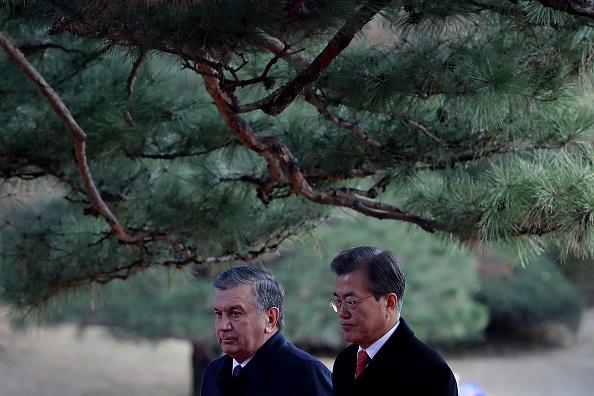 Uzbekistan「Uzbekistan President Shavkat Mirziyoyev Visits South Korea」:写真・画像(17)[壁紙.com]