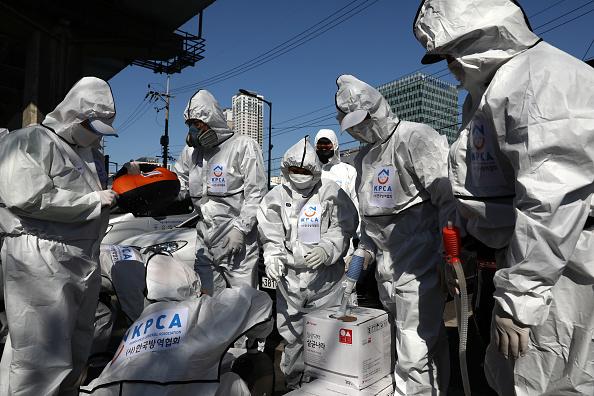 Asia「Concern In South Korea As The Coronavirus Continue To Spread」:写真・画像(5)[壁紙.com]