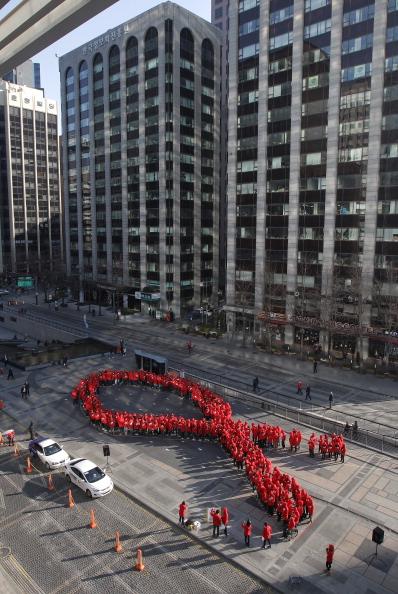 Alertness「World AIDS Day In Seoul」:写真・画像(19)[壁紙.com]