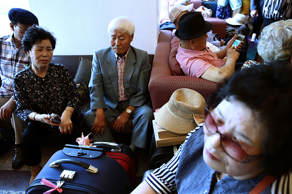 Korean Ethnicity「Koreans Prepare For Rare Family Reunion Decades Since The War」:写真・画像(16)[壁紙.com]